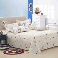 best sheet fabric - Best Sell Bedding Set Space Travel Duvet Cover Cotton Fabric Soft Bed Linen Cartoon Sheet for Kid Twin Full Queen King