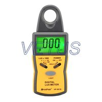 Wholesale Display Lux Lux HP B HP881B digital Lux Meter illuminance meter light meter tester gauge