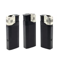 Wholesale Real Lighter Spy Cameras Full HD p mAh Wireless Spy Hidden Cameras for IOS Android with LED Light V18