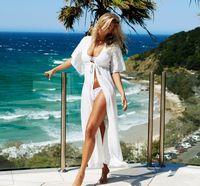 beach cover up tunic - 2016100938 Fashion Ladies Brand Summer Maxi dress Chiffon Lace Sexy long dresses beach tunic bathing suit cover ups pareo