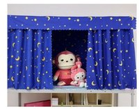 Wholesale 4pcs set cm kinds can choose students dormitory shading bed curtain Bed netsmosquito net