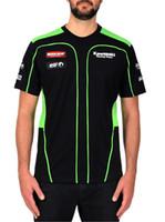 Wholesale 2016 MOTO GP Kawasaki Motorcycle Riding Team Racing Men s T shirt S XXL