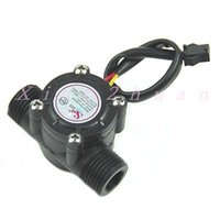 Wholesale Water Flow Sensor Flowmeter Hall Flow Sensor Water Control L min MPa PC