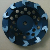 Wholesale Arrow segment diamond grinding cup wheel