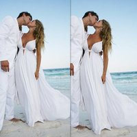 Seaside Wedding Dresses