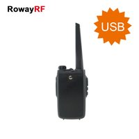 best uhf radio - FM UHF Walkie Talkie Set Best Quality Generic LED Display Screen US EU UK Interface Way Radios with Voice Guide