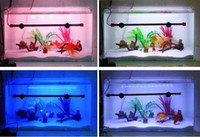 Wholesale 110V V CM CM CM CM light led aquarium lighting Bubble Light Strip Light Diffuser led submersible lights