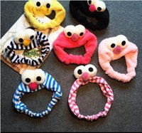 animal mask making - The new version of the face with make up with cute cartoon Mask beauty scarf headband Headband