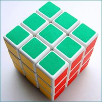 Wholesale Puzzle Magic Cube x3x3 Professional Speed Smooth Matte Sticker Cubo Magico Learning Education Classic Toys