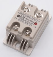 Wholesale Single phase zero crossing VAC VDC relay switch ISSR DA