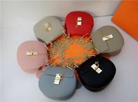 advanced acrylics - 2016 New Women genuine leather Shoulder Bag Advanced packaging European and American designer Popular Messenger handbags small Vintage Bags