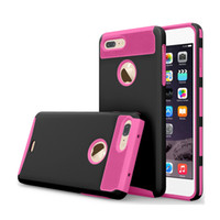 best galaxy case - Best IN1 Dual Layered Case Hybrid Shockproof Cover for iPhone s plus S SE s Samsung Galaxy Note7 S7 S6 Edge Plus casespoke Anti Drop