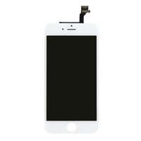Wholesale For iPhone LCD Display with Touch Screen Digitizer Assembly Repair Panel Replacement AAA Grade White