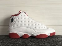 athetic shoes - origina new retro XIII Gym red Men Basketball Sport Shoes Size athetic sneakers
