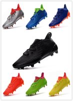 Wholesale 2016 New arrvial TPU X16 Soccer Shoes Soccer Boots Cleats Laser top quality Men shoes Soccer Shoes Football Shoes size