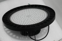 Wholesale 240W UFO LED High Bay Light Round LED Warehouse Lamp IP65 LED Industrial Lighting Fixtures VAC Philips Chip LM W