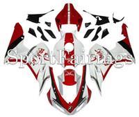 Wholesale Full Fairings Fit Honda CBR1000RR Year ABS Motorcycle Fairing Kit Bodywork Motorbike Cowling Pramac White Red
