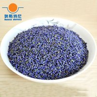 Wholesale organic China herb tea dried lavender flower buds tea