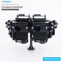aluminium products - Hot Selling Products CNC Machining Aluminium Alloy Mount Gopros Sport Cameras Gopros D VR Panoramic Frame for Film Shooting