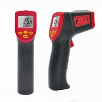 Wholesale DIY Tools Non Contact Infrared Laser Thermometer A530 Temperature Test Range Celsius Degree or Fahrenheit