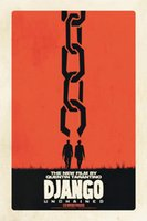 american country awards - Django Unchained th Annual Academy Awards Movie Classic Poster Home Decoration Art Silk Poster x36inch