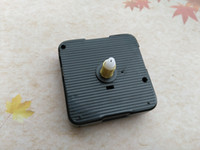 clock inserts - 10PCS Quiet Sweep MM Shaft Insert Clockworks For Student DIY Clock From China