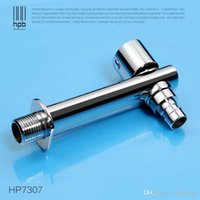 Wholesale Han Pai Brass Garden Faucet Decorative Outdoor Faucets Washing Machine Connector Tap Bibcock Laundry Utility Faucets Robinet HP7307