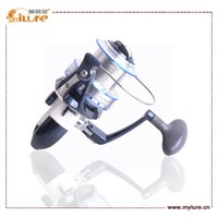Wholesale ILURE High Quality series Reel Spinning Fishing Reel drop shipping Weight kg Shipped in days after payment