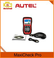 Automotive Diagnostic Systems automotive shop tools - New Arrival Autel MaxiCheck Pro Scan Tool specially designed for professional technicians and body shops to service individual specialized s