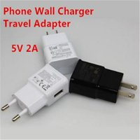 Wholesale True Full A US EU Plug Good quality Wall Charger Travel Adapter V A Home Plug For Samsung Galaxy S4 S6 S5 NOTE LG HTC Huawei