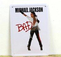 bar chart - metal painting Retro poster Vintage metal tin signs bar cafe Pub wall decor star Elvis Presley Hepburn hm40