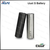 battery protection system - iSmoka Eleaf iJust S Battery mah Original Eleaf iJust S Direct Output Voltage System Battery With Dual Circuit Protection