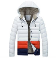 Wholesale winter jacket men Parkas thickened sports jacket brand male duck down jacket warm coat Style Slim Fit mens jackets and coats
