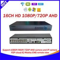 Wholesale Best product HD CCTV surveillance ch AHD full realtime P P recording security h DVR HDMI channel dvr video Recorder p2p