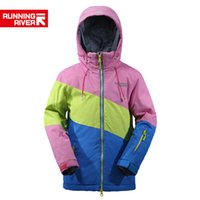 Wholesale Running River girl Ski Jacket W4664