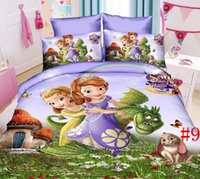 Wholesale NEW styles In Stock Minecraft Bedding Set Kids Duvet Cover Twin Size Minecraft Bed set Quilt bed sheet Pillowcase