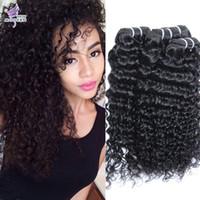 Wholesale Brazilian Peruvian Malaysian Indian Virgin Hair Unprocessed Brazilian Curly Virgin Hair Human Hair Weaves Brazilian Virgin Hair