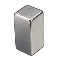 Wholesale Low Price Pc Strong Block Fridge Magnet Rare Earth Neodymium NdFeB x10x10mm Fridge N35 Magnets