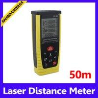 Wholesale laser rangefinder measure to m Buzzer indicator portable distance meter MOQ