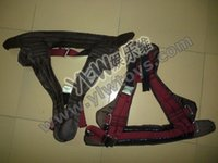 Wholesale trampoline fitness harness bungee harness trampoline safe belt nylon harness free size harness bungee trampoline harness fitness accessories