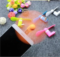 android usb gadget - ravel Mini USB Gadget Portable Summer Micro USB Cooling Fan Universal For Xiaomi Android OTG Smartphones Power Bank Laptop Gift