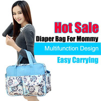 Wholesale Hot Sale Summer And Autumn Style Mami Baby Diaper Bag