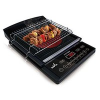 Wholesale Electrical Cooker Black Suitable for stir fried BBQ hotpot and cook soup etc CTN
