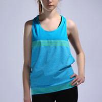 athletic shirts for women - Gym clothing for women top Running Movement tees breathable athletics shirt fitness sexy sleeveless shirt for female