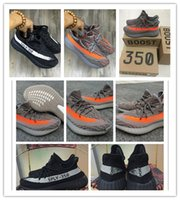 Wholesale Highest Version Sply V2 kanye west shoes size SPLY Boost Season running shoes SPLY boost shoes V2 Sneakers shoes