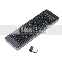 audio remote desktop - Russian Keyboard Rii Mini i13 RT MWK13 GHz Wireless Keyboard Keys in1Intelligent Air Mouse IR Remote Audio Chat Gaming
