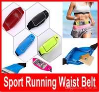 arm pack - Waterproof Sport Running Waist Belt Pouch Reflective Stripe Bag Gym Arm band Pack Pocket For Iphone plus Inch