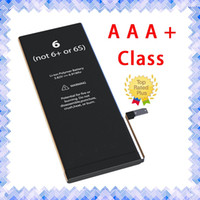 Wholesale iPhone G Mah Replacement New Li ion Battery Repair Cellphone Batteries for iPhone s S High Quality
