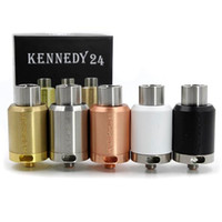 air control mechanical - Kennedy RDA Mod rebuildable atomizer Clone Bottom airflow Control Copper Kennedy Air Holes for thread mechanical mod
