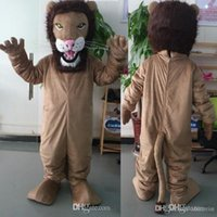 african christmas pictures - ohlees actual picture lively African Lion Mascot costume for Halloween party activity Fancy christmas adult size